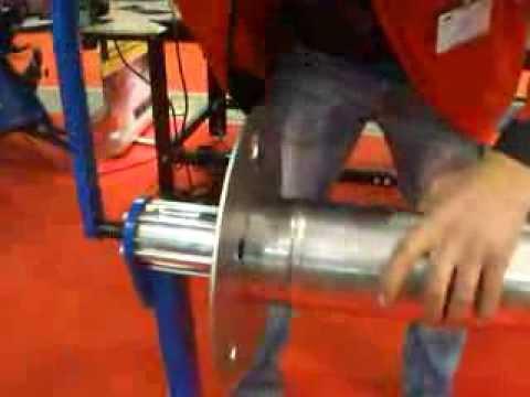HW6 Handweitmaschine - HW6 Hand expander machine