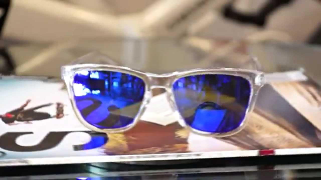 Sonnenbrillen Knockaround Premium Clear / Moonshine AXHrX92
