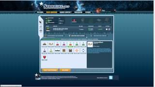 Minecraft Hébergeur Starmine.net : Pannel d