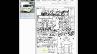 Car Auctions in Japan: Grades R, RA, A and Zero