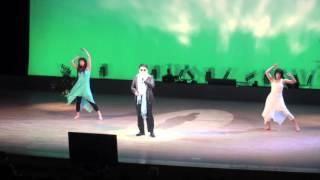 米子市文化ホールで開催された「鳥取県・島根県選抜オールスター 夢の競...