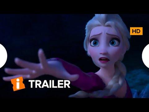 Frozen 2   Trailer Dublado