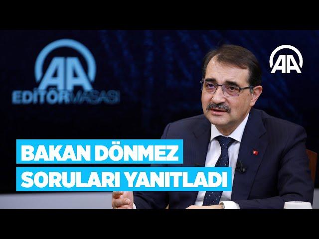 Enerji ve Tabii Kaynaklar Bakanı Dönmez: Adana'da ikinci bir kuyuda sondaja başladık
