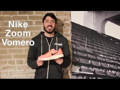 756ae01105c16 Nike Zoom Vomero 12 Running Shoe Review - YouTube