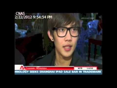 Flame of the Forest (Govin Tan) - Destination Art Part 5; Channel News Asia