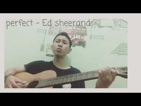 ed sheeran - perfect ( cover )