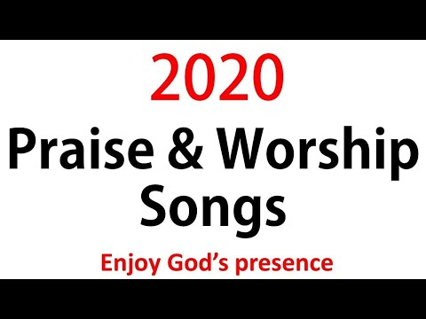 5 Hours Gospel Worship Music 2020 With Lyrics - Best 100 Christian Worship Songs of All Time