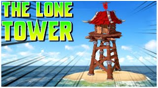 Grubby   WC3   Tнe Lone TOWER!