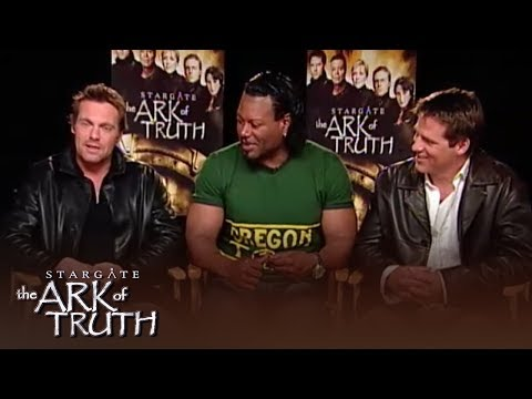 Stargate: the Ark of Truth Crew Members Discuss Why They Like the Movie