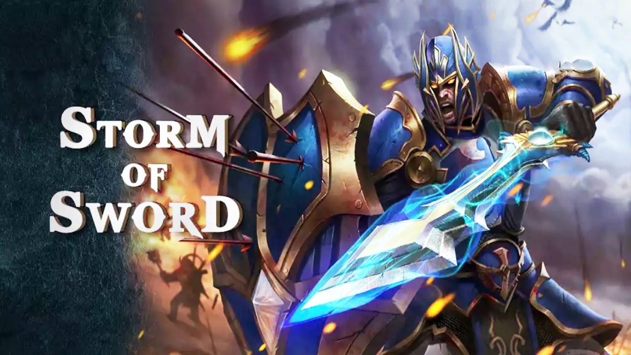 Storm of Sword 2 Android Gameplay u1d34u1d30