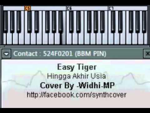 [SYNTH COVER] Easy Tiger - Hingga Akhir Usia
