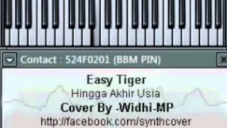 [SYNTH COVER] Easy Tiger - Hingga Akhir Usia