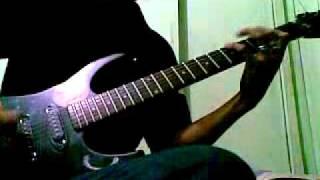 HUKUM RIMBA - POWERMETAL (Covered David Tambun a.k.a dath84)
