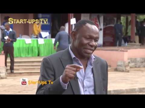 DR.  BITANGE NDEMO | IT'S HEALTHY TO SHARE YOUR BUSINESS IDEA
