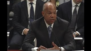 Former Homeland Security Head Testifies On Russia Probe - Full House Hearing