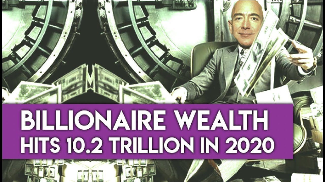 The Greatest Transfer of Wealth in History: the real story behind Covid Scamdemic