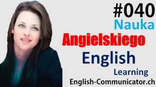 #40 Kurs języka angielskiego Słownictwo English Gdynia Łódź Prudnik Tychy ZWIERZĘ DOMOWE