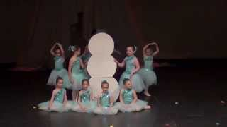 Frozen Medley - Tarryn Wilkerson - Ballet Express