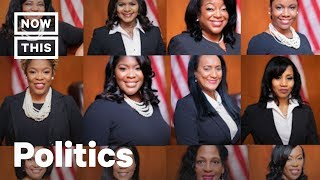 19 Black Women Elected Judges in One Texas County | NowThis