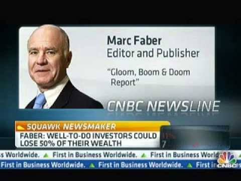 CNBS: Marc Faber Forecast Massive Wealth Destruction