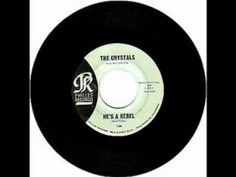 The Crystals - He's a Rebel (1962)