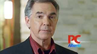 """It Takes Leadership To Make Sound Decisions"" -- Jim Prentice"
