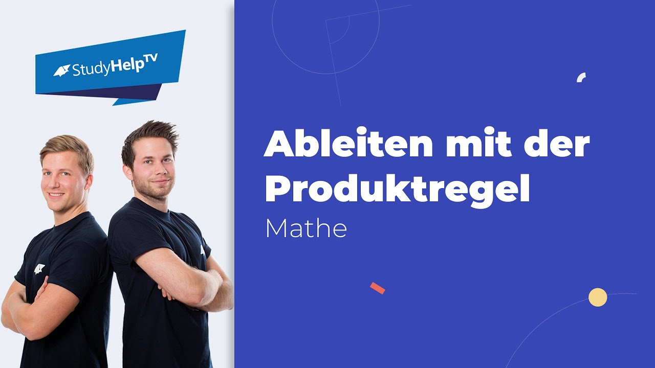 Ableiten - Produktregel - Mathematik - YouTube