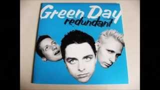 Green Day Redundant CD Single 1 (blue)