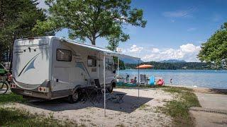 Reisebericht Camping Arneitz (Faaker See / Kärnten) Juni 2019