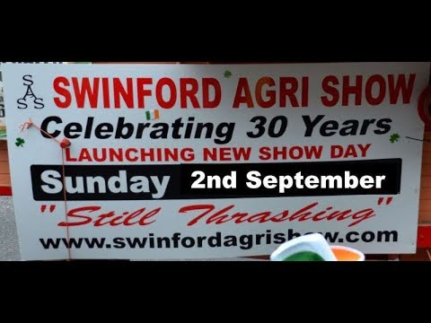 Swinford Agricultural Show Float St Patrick's Day 2018