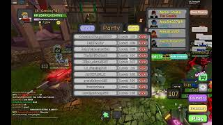 NEW DUNGEON QUEST UPDATE ROBLOX LIVE NEW LOBBY and Canals Map WItch For Friend