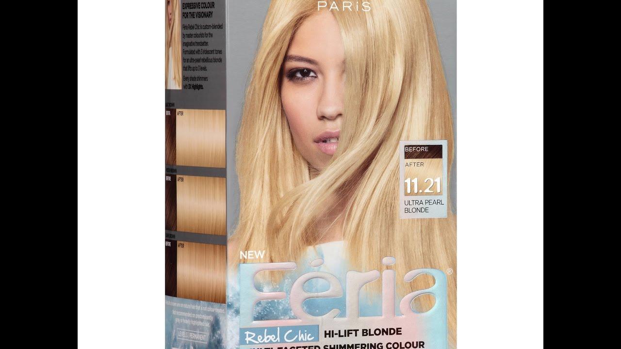 Feria rebel chic for dark hair 1121 demoreview youtube nvjuhfo Gallery