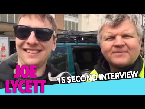 The 15 Second Interview with ADRIAN CHILES
