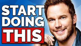3 Habits That Make Chris Pratt Charismatic AF
