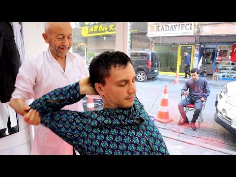 ASMR The Hardest Massage In ASMR History By The Pink Barber