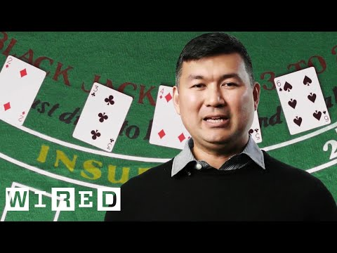 Blackjack Expert Explains How Card Counting Works | WIRED