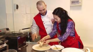Как приготовить чешский жареный сыр
