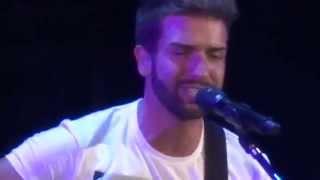 Pablo Alboran - Solamente tú - Por fin - Luna Park - Buenos Aires - Argentina - 21/03/2015