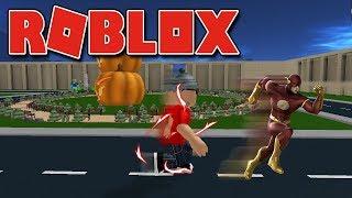 ROBLOX-The FLASH SIMULATOR (Running Simulator 2)