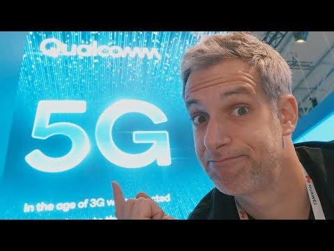 Comment votre Vie va Changer Grâce à la 5G (en profondeur) ?