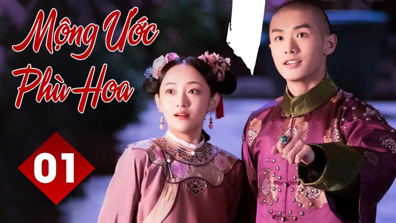 Download MỘNG ƯỚC PHÙ HOA - Tập 01 | Phim Cổ Trang Ngôn Tình Siêu Hấp Dẫn | MangoTV Vietnam