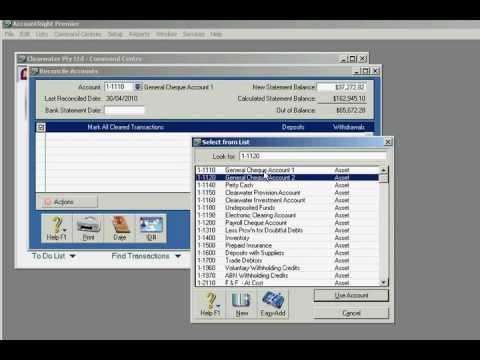 MYOB Bank Reconciliation?, JD Accounting Pty Ltd