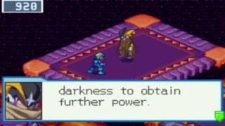 Megaman Battle Network 4 Blue Moon - Bass