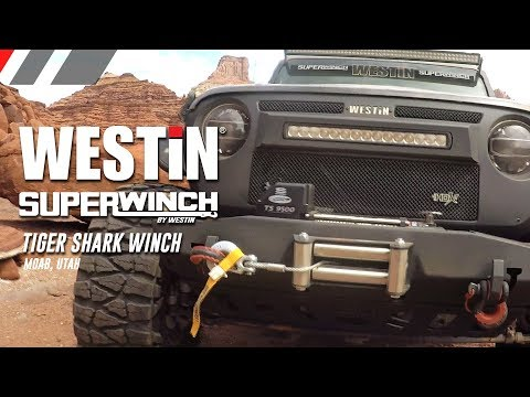 Superwinch Tiger Shark Winch