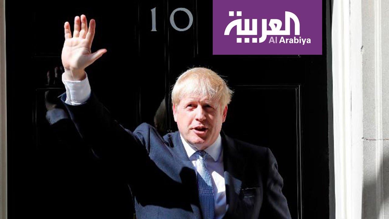 بوريس جونسون رسميا رئيسا للوزراء في بريطانيا