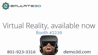 Emulate3D - MODEX 2016 - One Minute to Connect
