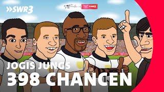 Jogis Jungs – 398 Chancen