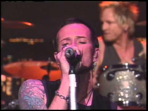 """Velvet Revolver: """"Slither"""" (live David Letterman Show 2004)"""