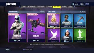 *NEW* SKINS! DAILY ITEM SHOP TODAY! | SKIN RESET! | FORTNITE BATTLE ROYALE (17/8/2018)