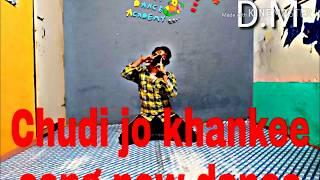 Chudi jo khankee Deepak michael New dance academy 2/11/19 meerut best dance steyl